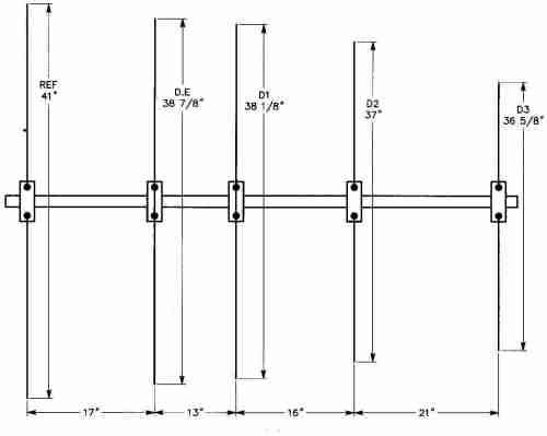 4 Element 6 Meter Beam – Wonderful Image Gallery