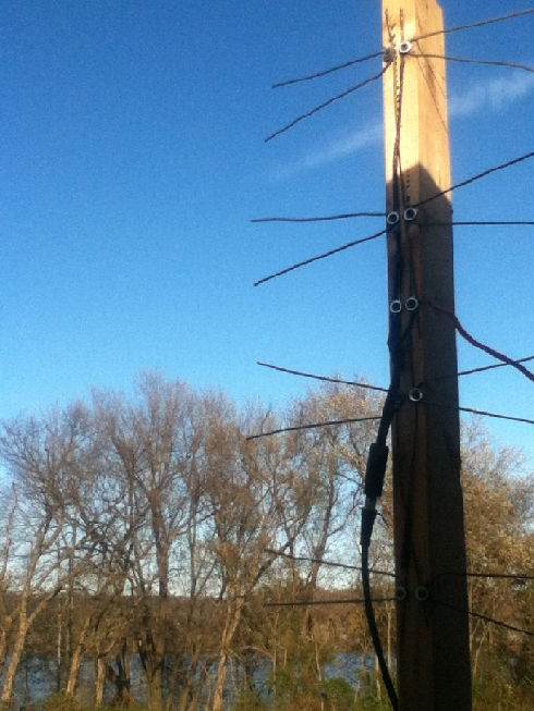 HDTV Bowtie Antenna